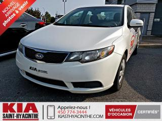 Used 2011 Kia Forte EX * TOIT OUVRANT / SIÈGES CHAUFFANTS for sale in St-Hyacinthe, QC