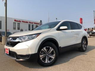 Used 2018 Honda CR-V LX  - Bluetooth - Rear camera - Heated Seats for sale in Mississauga, ON