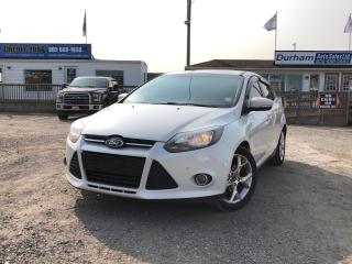Used 2013 Ford Focus Titanium for sale in Whitby, ON
