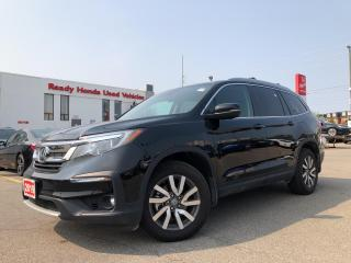 Used 2019 Honda Pilot EX-L Navi - Leather - Sunroof - Lane Watch Camera for sale in Mississauga, ON