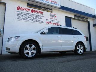 Used 2010 Dodge Journey R/T AWD DVD 3RD ROW SEAT for sale in Swift Current, SK