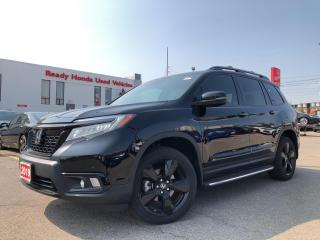 Used 2019 Honda Passport Touring -  Navi - Leather - Sunroof - Rear Camera for sale in Mississauga, ON