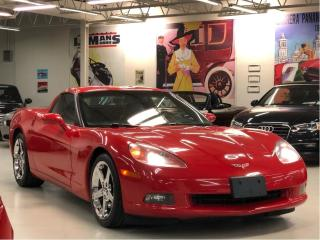 Used 2005 Chevrolet Corvette 3LT, Chrome Wheels for sale in Paris, ON