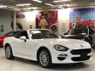 Used 2017 Fiat 124 Spider Classica w Navigation, Back Up Camera for sale in Paris, ON