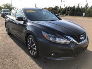 Used 2017 Nissan Altima 2.5 SL for sale in Charlottetown, PE