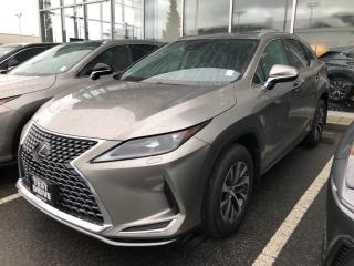 New 2020 Lexus RX 350 Premium Package for sale in North Vancouver, BC