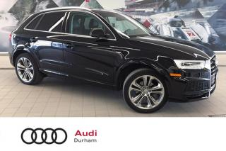 Used 2018 Audi Q3 2.0T Technik + Bose Sound | Nav | Rear Cam for sale in Whitby, ON