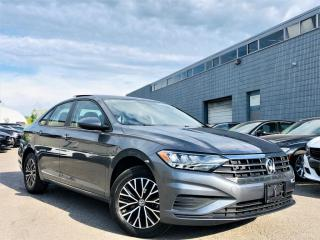 Used 2019 Volkswagen Jetta HIGHLINE AUTO| SUNROOF|REAR CAMERA|HEATED SEATS| ALLOYS! for sale in Brampton, ON