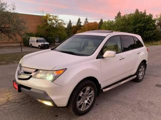 Used 2008 Acura MDX 4WD 4dr for sale in Mississauga, ON