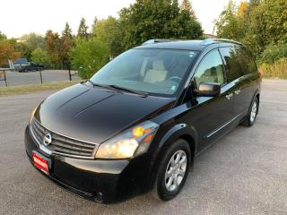Used 2008 Nissan Quest 4dr for sale in Mississauga, ON