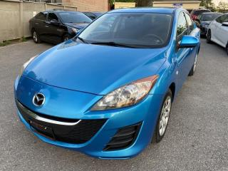 Used 2010 Mazda MAZDA3 4dr Sdn for sale in Scarborough, ON