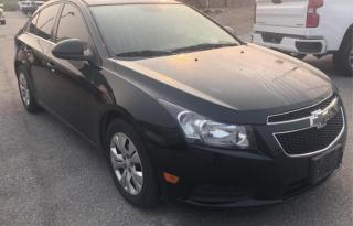Used 2014 Chevrolet Cruze CLEAN 4dr Sdn 1LT /6MONTHS WARRANTY INCULDED for sale in Brampton, ON