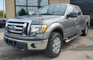 Used 2009 Ford F-150 4WD SuperCrew XLT - One Owner, Certified for sale in Oakville, ON