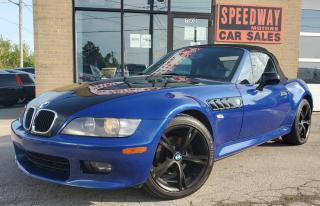 Used 2000 BMW Z3 Z3 2dr Roadster - M Package, Manual Transmission for sale in Oakville, ON