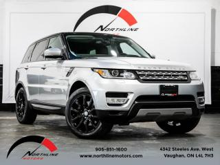 Used 2016 Land Rover Range Rover Sport Td6 HSE|Navigation|Pano Roof|Camera|Heated Leather for sale in Vaughan, ON