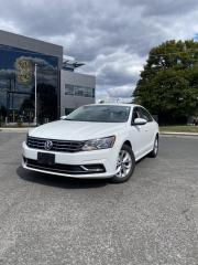 Used 2018 Volkswagen Passat Trendline+ Auto for sale in North York, ON