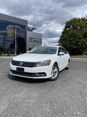 Used 2018 Volkswagen Passat Trendline+ Auto for sale in North York, ON