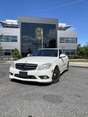 Used 2008 Mercedes-Benz C-Class 4dr Sdn 2.5L RWD MANUAL for sale in North York, ON