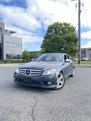Used 2009 Mercedes-Benz C-Class 4dr Sdn 3.0L 4MATIC for sale in North York, ON