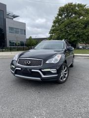 Used 2016 Infiniti QX50 AWD 4dr PUSH START for sale in North York, ON