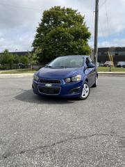 Used 2014 Chevrolet Sonic 4dr Sdn LT Auto for sale in North York, ON