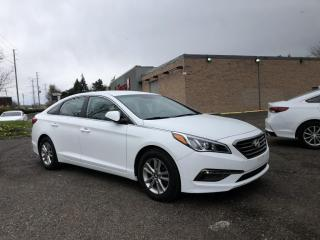 Used 2016 Hyundai Sonata SONATA! BACK-UP CAMERA! ALLOYS! for sale in North York, ON