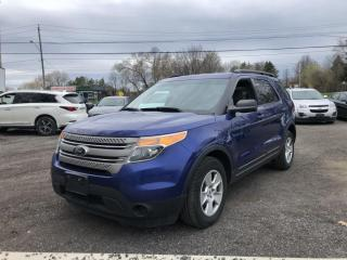 Used 2013 Ford Explorer EXPLORER! FRONT WHEEL DRIVE! for sale in North York, ON