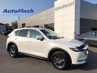 Used 2018 Mazda CX-5 GS AWD *Cuir/Leather *Bluetooth *GPS/Camera for sale in Saint-Hubert, QC