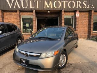 Used 2008 Honda Civic 4dr Auto DX-G for sale in Brampton, ON