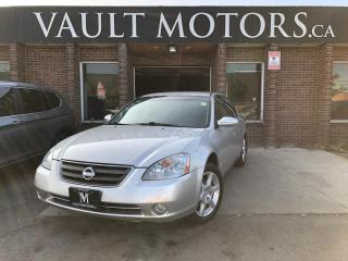 Used 2004 Nissan Altima 4dr Sdn 3.5 SE for sale in Brampton, ON