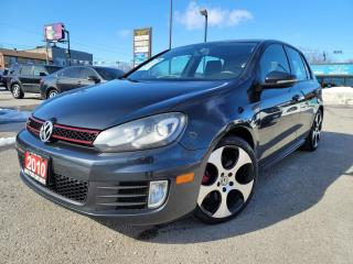 Used 2010 Volkswagen Golf GTI 5dr HB DSG for sale in Oshawa, ON