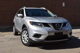 Used 2015 Nissan Rogue AWD | NO ACCIDENTS | REAR CAM | POWER OPTIONS | BT for sale in Mississauga, ON