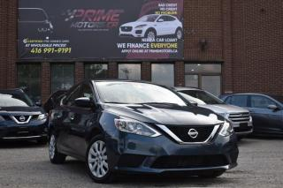 Used 2016 Nissan Sentra 1.8 S | NO ACCIDENTS | POWER OPTIONS | BLUE TOOTH for sale in Mississauga, ON