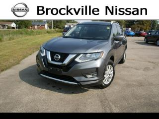 Used 2017 Nissan Rogue SV for sale in Brockville, ON