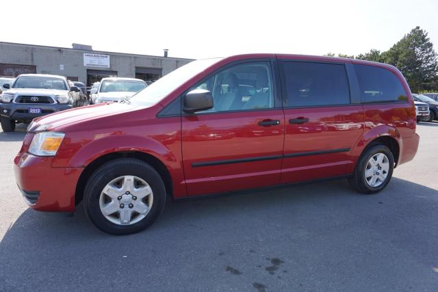 2009 Dodge Grand Caravan SE 7 PSSNGRS CERTIFIED 2YR WARRANTY *1 OWNER*FREE ACCIDENT* CRUISE AUX