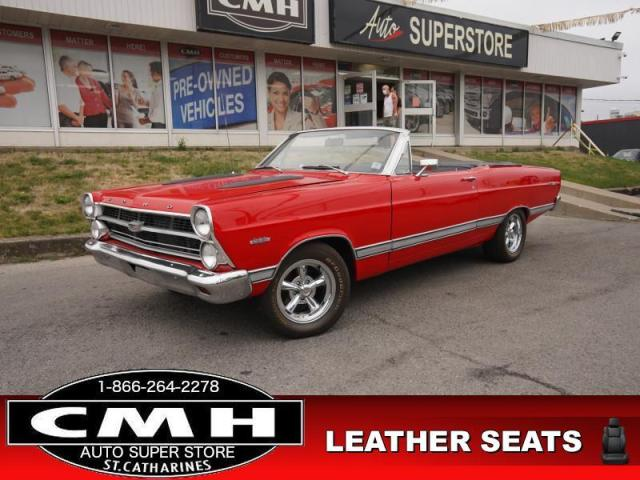 1967 Ford Fairlane XL  289 V8 CONVERTIBLE