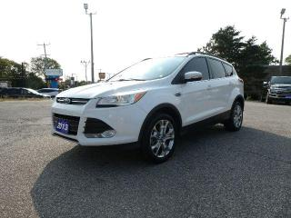 Used 2013 Ford Escape SEL | Navigation | Power Lift Gate | Remote Start for sale in Essex, ON