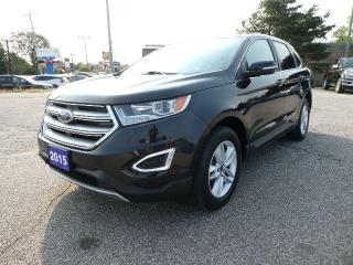 Used 2015 Ford Edge SEL | Navigation | Leather | Remote Start for sale in Essex, ON
