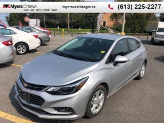 Used 2018 Chevrolet Cruze LT  HATCHBACK, LT, AUTO, REMOTE START, HTD SEATS for sale in Ottawa, ON
