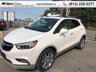 Used 2018 Buick Encore Preferred  AWD, SUNROOF, NAV, CRUISE, REMOTE START , LOW KM for sale in Ottawa, ON