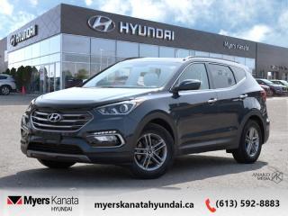 Used 2018 Hyundai Santa Fe Sport Luxury AWD  - $174 B/W for sale in Kanata, ON