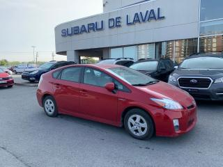 Used 2010 Toyota Prius Base for sale in Laval, QC