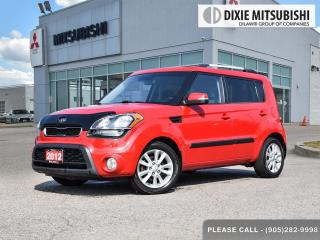 Used 2012 Kia Soul for sale in Mississauga, ON