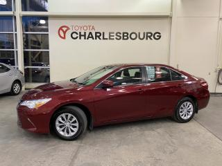 Used 2017 Toyota Camry LE - Automatique - Sièges chauffants for sale in Québec, QC