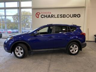 Used 2014 Toyota RAV4 XLE - AWD - Automatique for sale in Québec, QC
