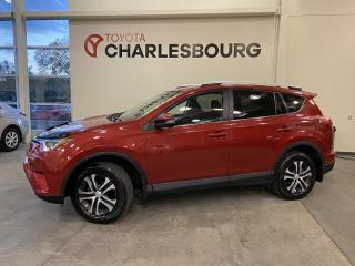 Used 2016 Toyota RAV4 LE - Traction avant - Automatique for sale in Québec, QC