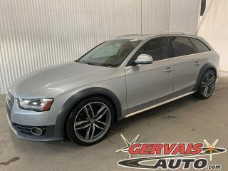 Used 2015 Audi A4 Progressiv Quattro GPS Cuir Toit panoramique Mags *Sport Package* for sale in Trois-Rivières, QC