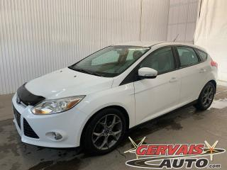 Used 2014 Ford Focus SE Sport Cuir Mags A/C Sièges chauffants for sale in Trois-Rivières, QC