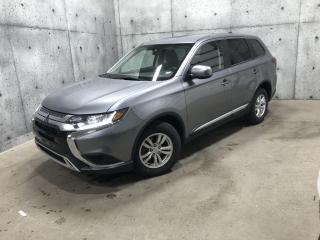 Used 2019 Mitsubishi Outlander ES AWC APPLE CAR PLAY SIÈGES CHAUFFANT for sale in St-Nicolas, QC