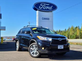 Used 2016 Toyota Highlander XLE for sale in Hawkesbury, NS